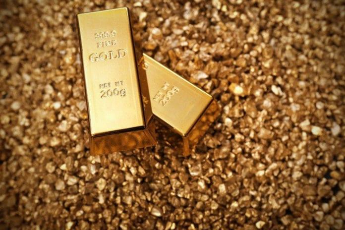 Как добывают золото?