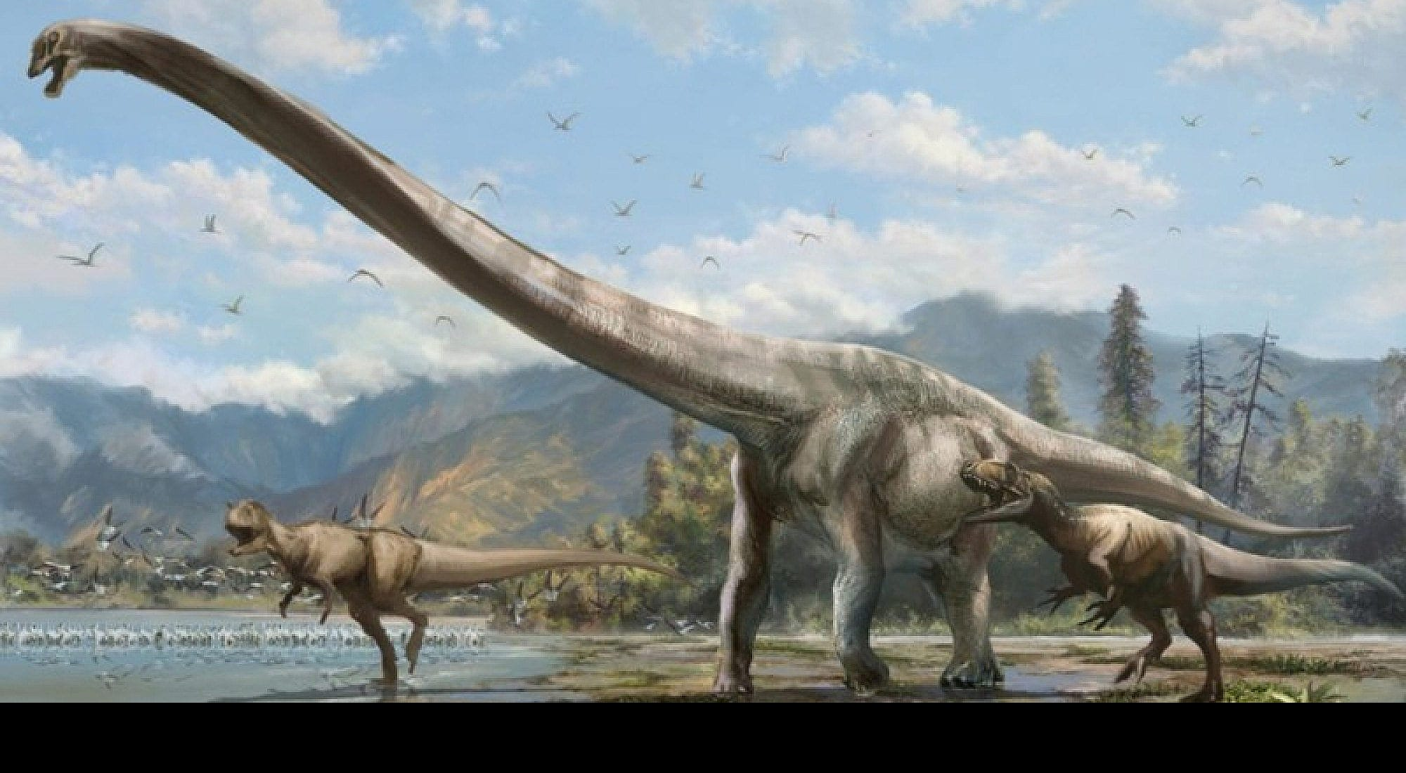 Появление динозавров