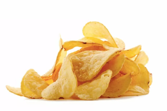 Как и из чего делают чипсы?