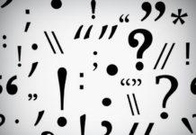 Когда и как появились знаки препинания?