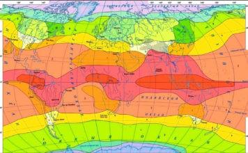 Климатические пояса мира — классификация, карта, описание типов климата, фото и видео