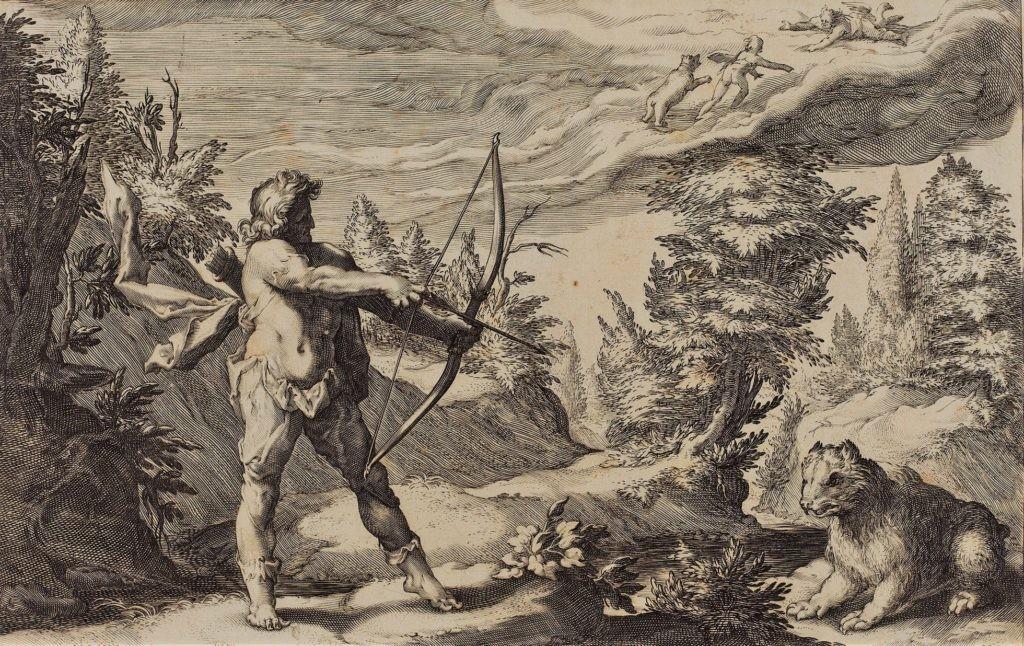 Аркад и Каллисто