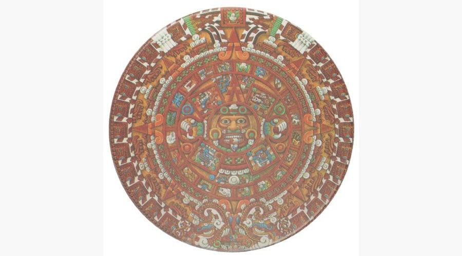 Календарь древних ацтеков