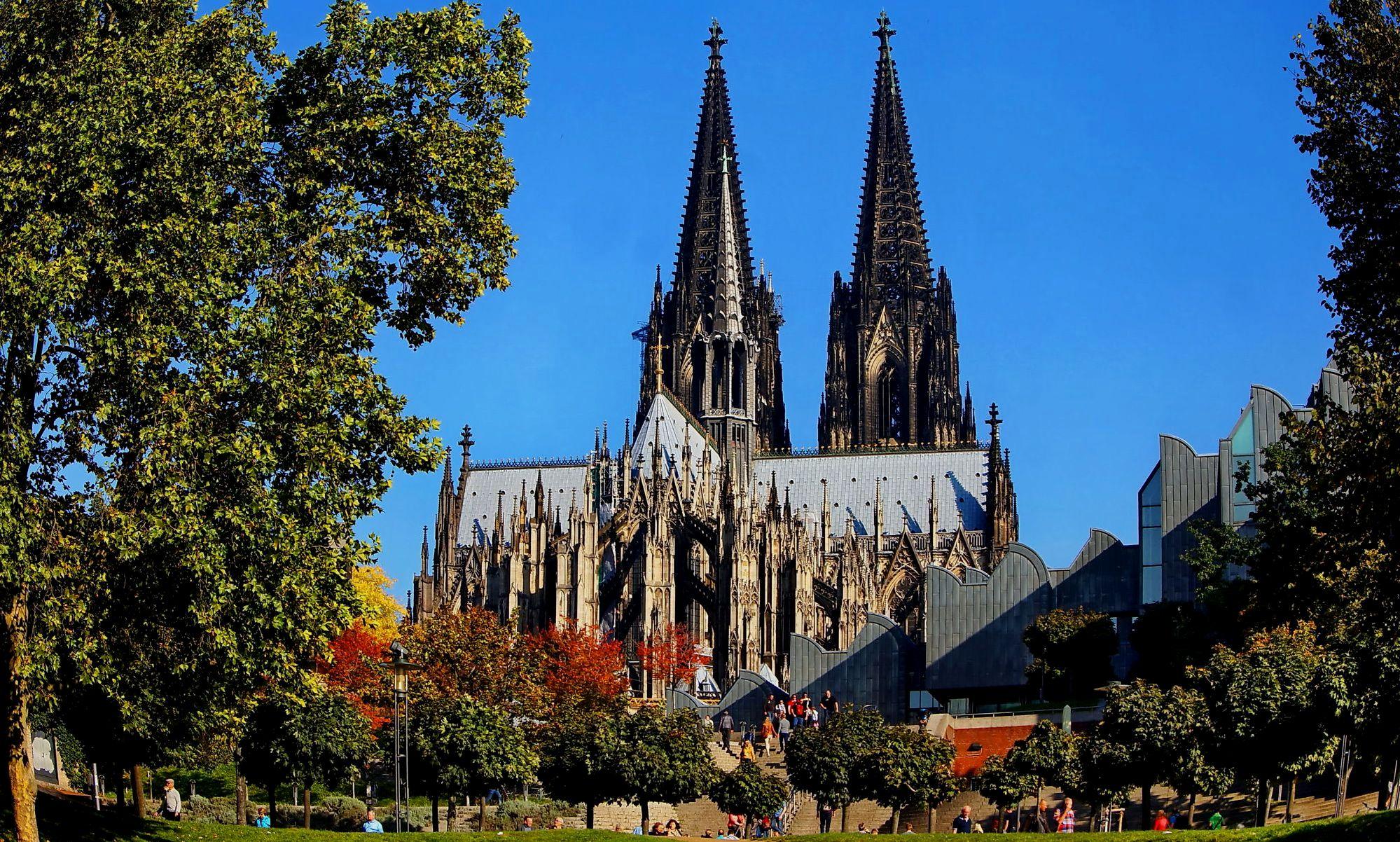 Самые густонаселенные города Европы ТОП 10