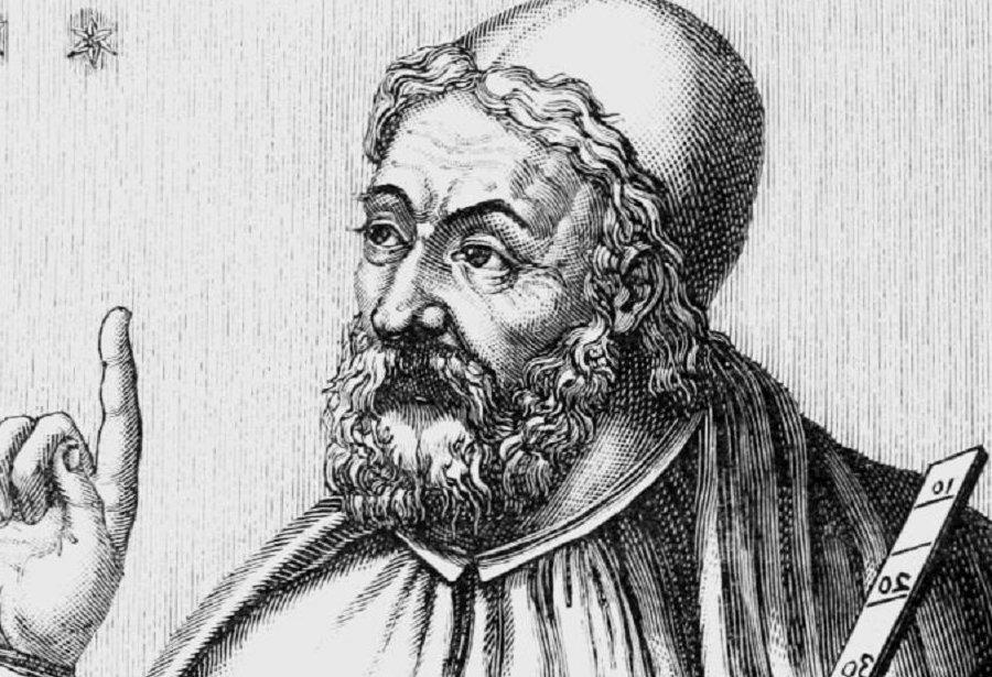 Клавдий Птолемей - древнегреческий астроном