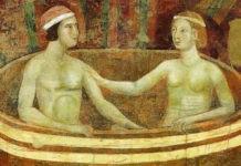 Мылись ли европейцы во времена Средневековья?
