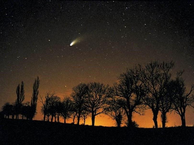 Комета C/1995 O1 (Хейла — Боппа)