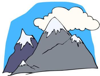 Как образуются горы?