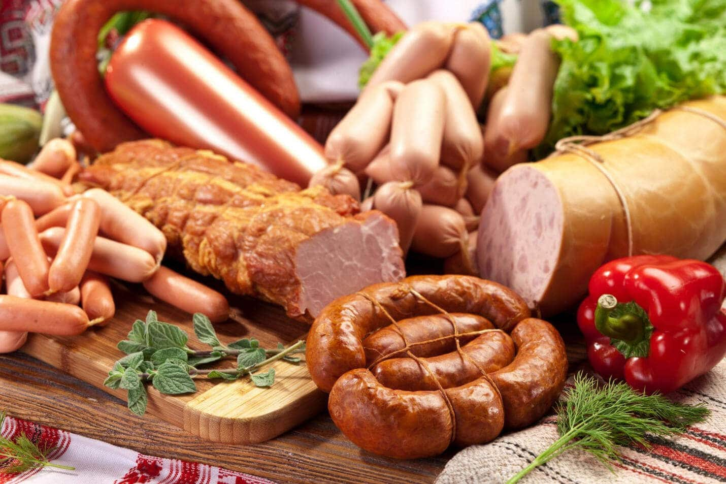 Как делают колбасу?