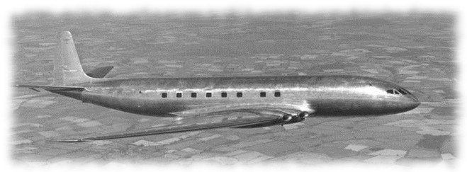Самолет Комета