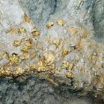 Коренное или рудное месторождение золота