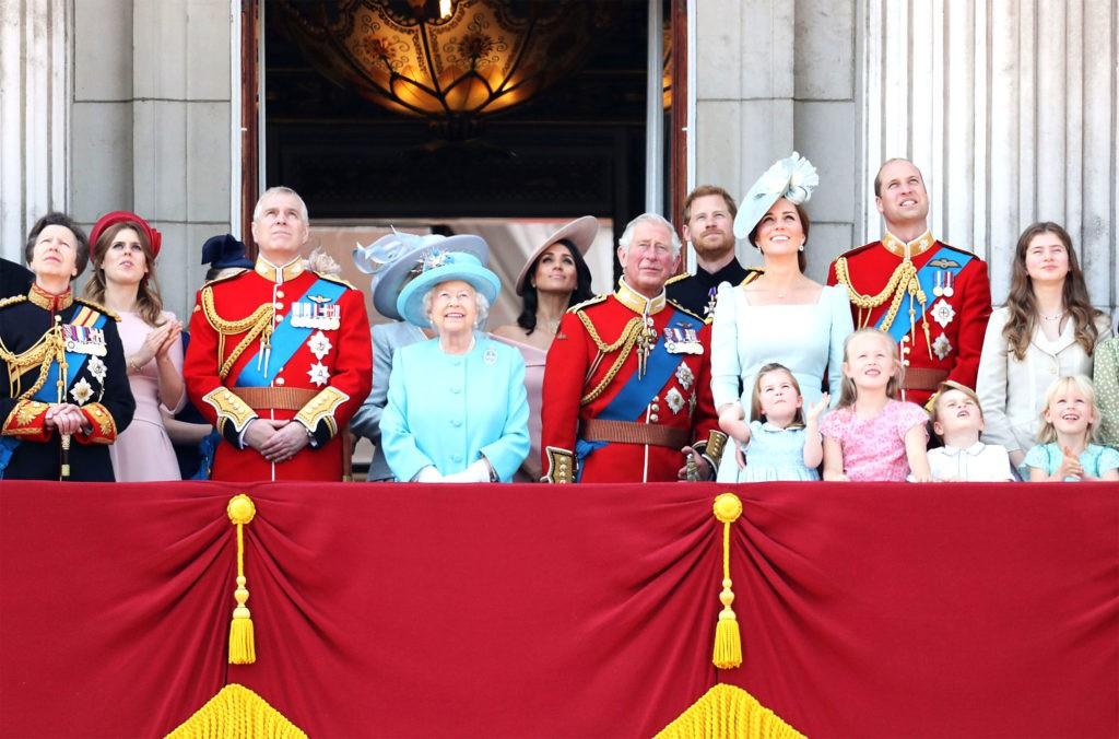 Королевская семья Великобритании, династия Виндзоров