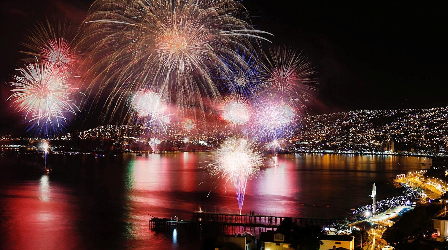 Как празднуют Новый год в мире