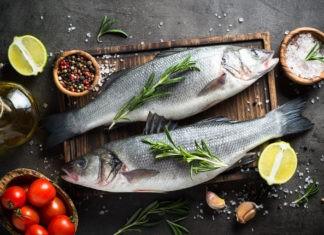 Почему рыба бывает красная и белая?