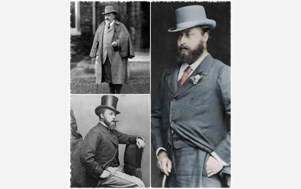 Король Великобритании и Ирландии - Эдуард Седьмой