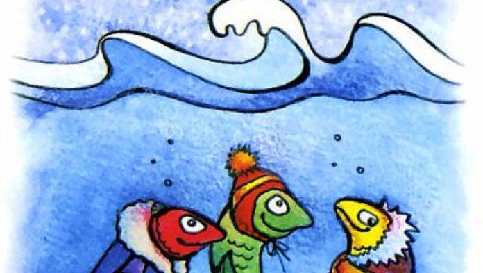 Как зимуют рыбы?