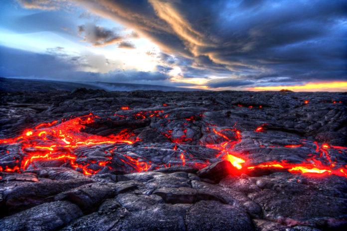 Если в недрах Земли идет распад радиоактивных элементов, то почему лава не радиоактивна?