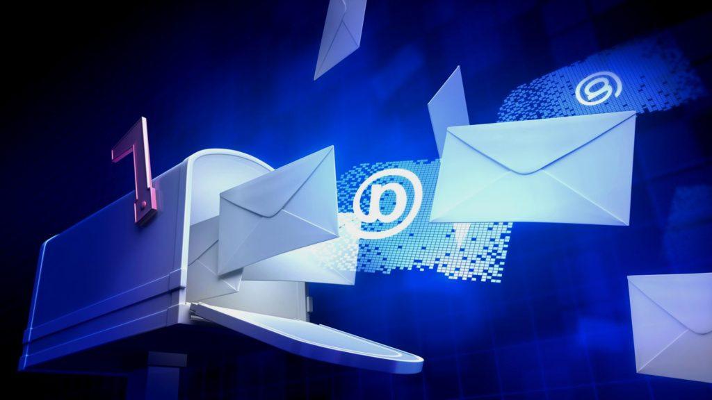 Почта позволяет отправить сообщение в любую точку планеты