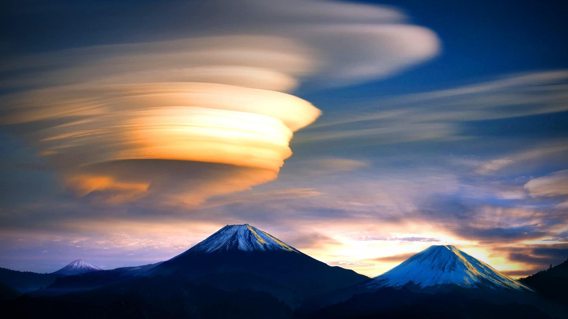 Лентикулярное облако