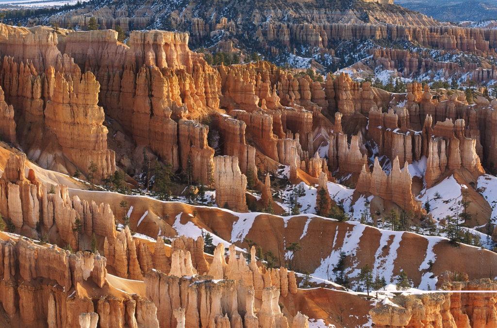 Фото каньона как пример литосферы