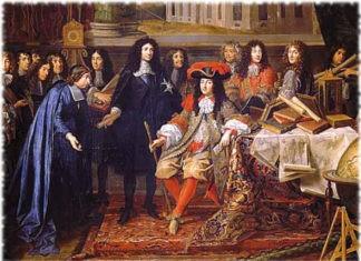 Король-солнце Людовик XIV