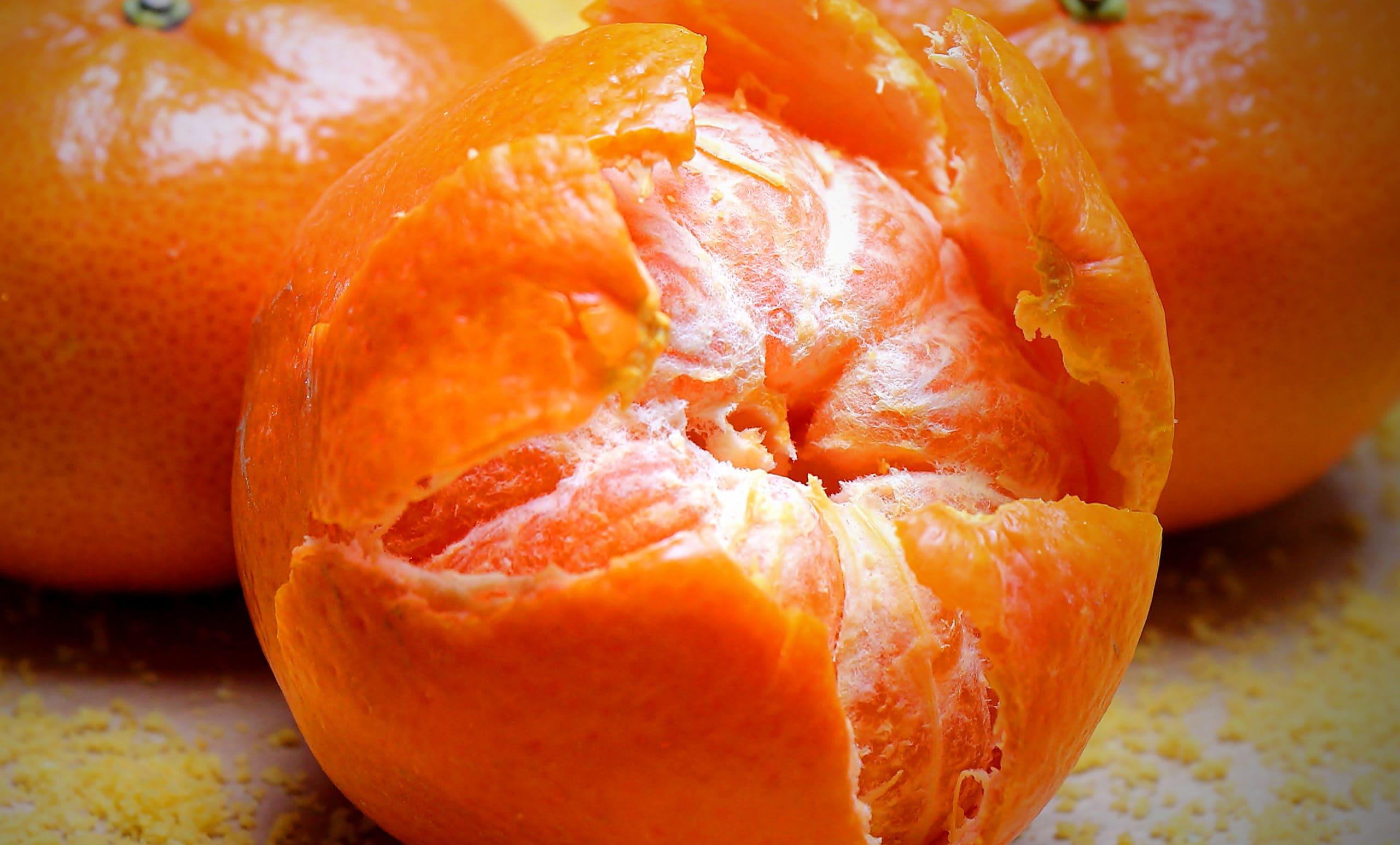 Кожура защищает плоды от внешней среды