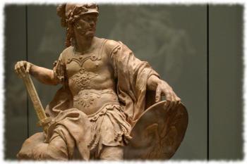 Марс - бог войны в Древнем Риме