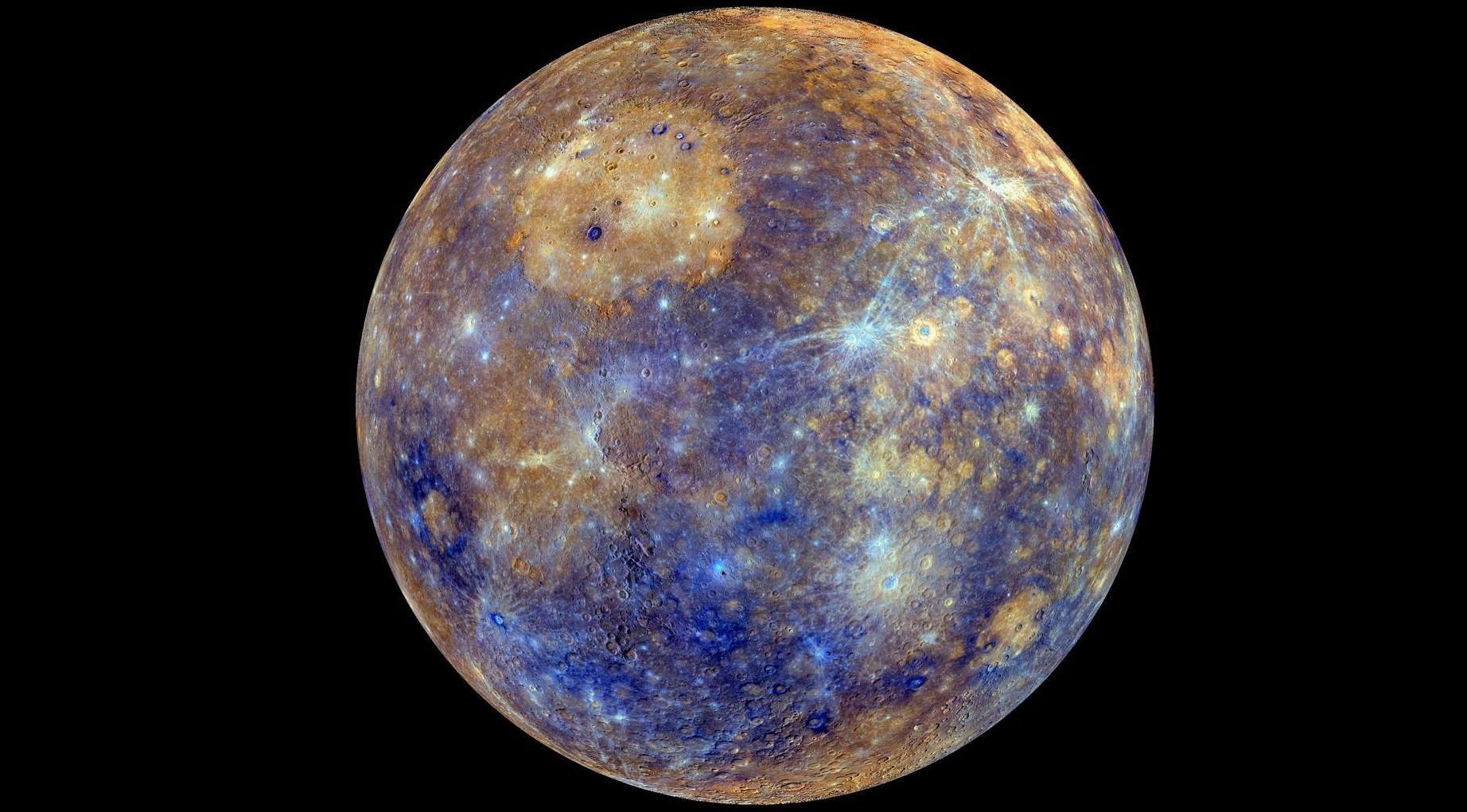 Меркурий - описание, орбита, поверхность, атмосфера, исследование, фото и видео