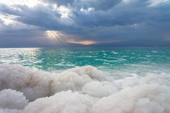 Почему Мёртвое море называется Мёртвым?