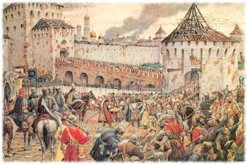 Освобождение Москвы от поляков