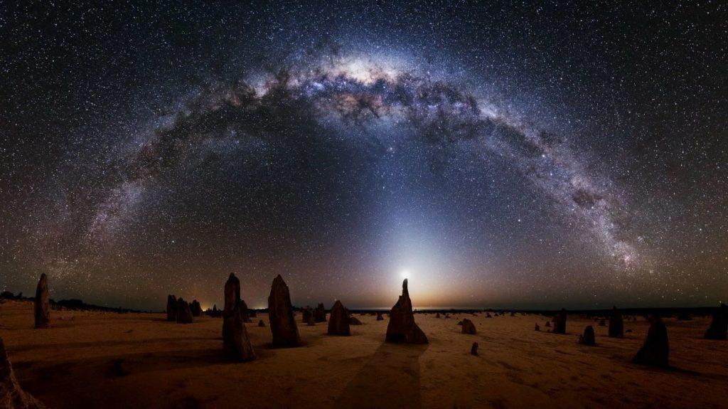 Во многих культурах есть свои мифы о появлении Млечного Пути