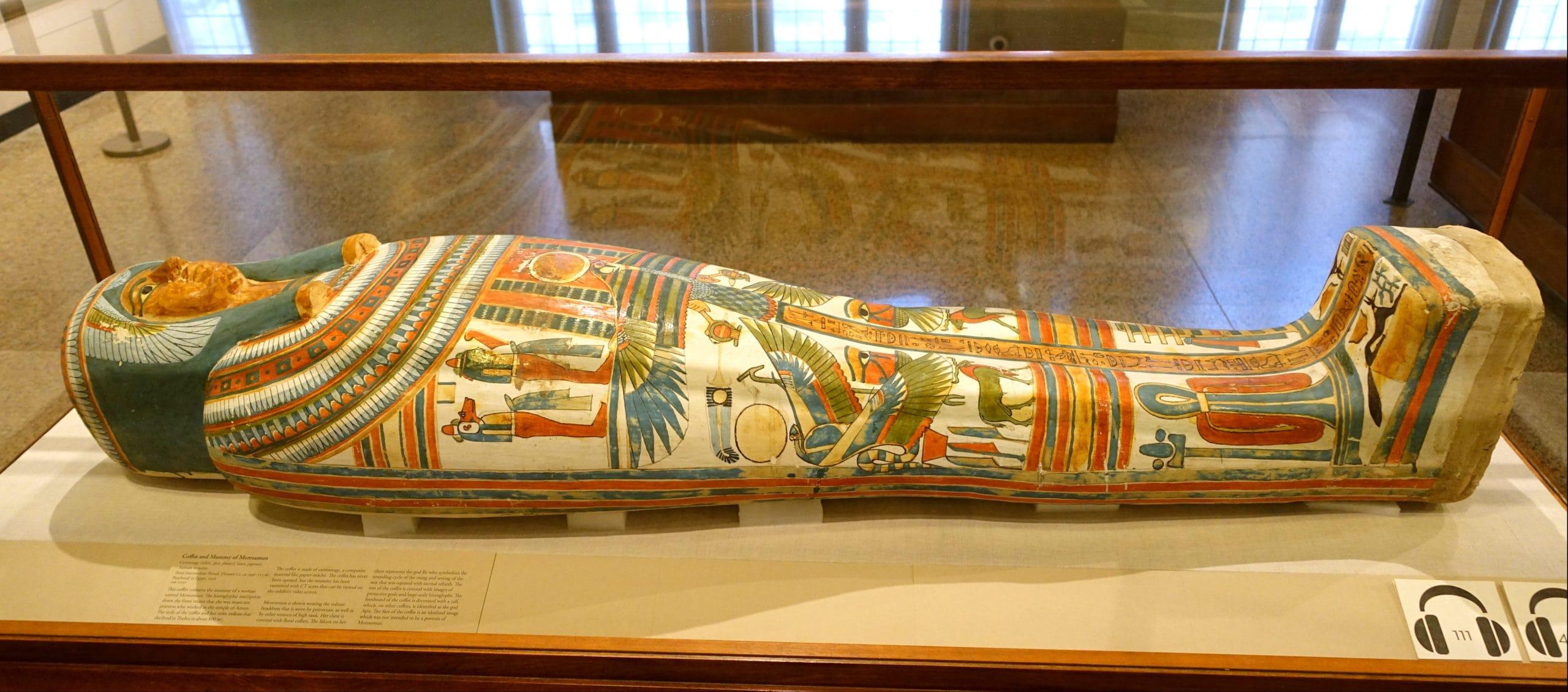 Мумии древнего Египта - интересные факты