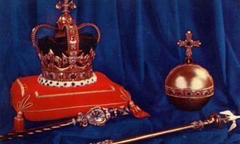 Почему в Англии монархия?