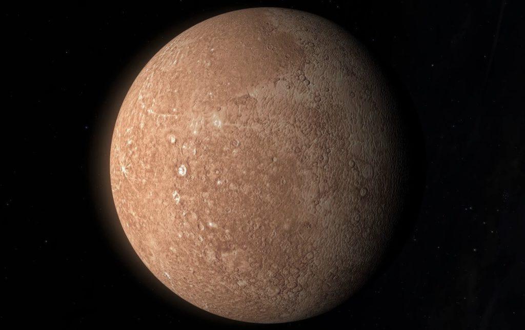Сутки на Меркурии длятся гораздо дольше земных