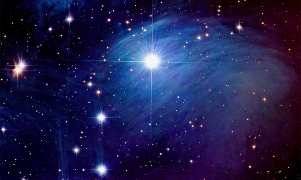 Звезда Меропа