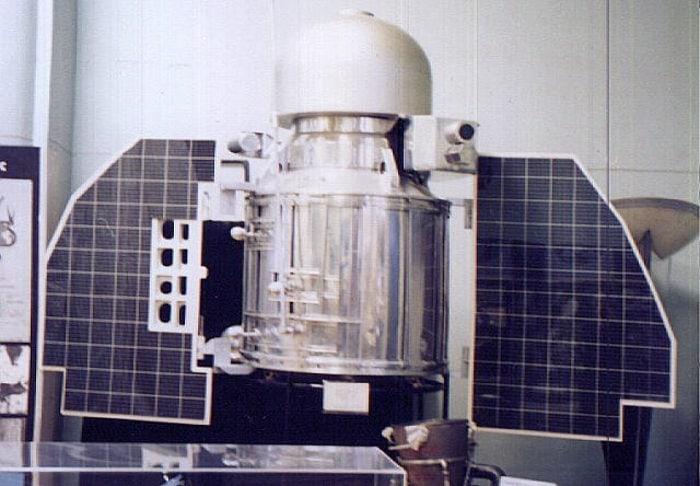 Автоматическая межпланетная станция «Марс 1М» № 1 Marsnik 1 Корабль 4