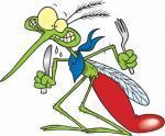 Почему комары кусают?