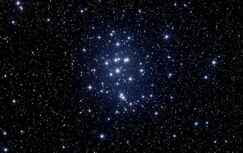Звездное скопление Мессье 44