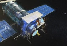 Российский спутник «Метеор-М» столкнулся с микрометеоритом