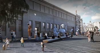 Музейный городок на Волхонке
