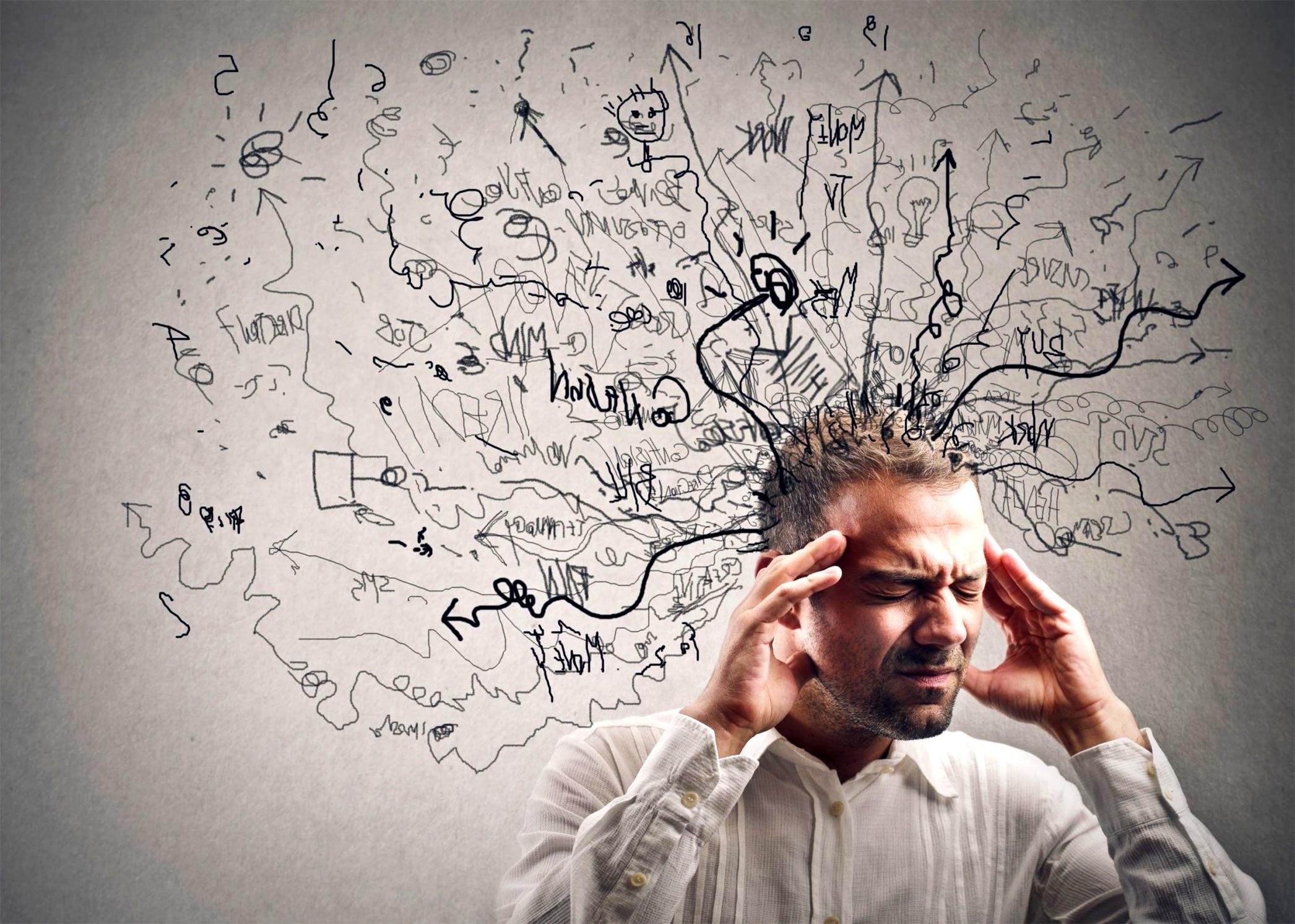 Изнашиваются ли сосуды мозга от тяжелых раздумий?