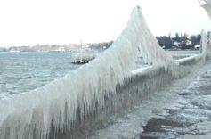 Ледяной дождь – что такое, как образуется, чем опасен, фото и видео
