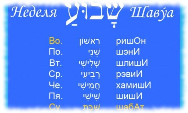 Иудейская неделя