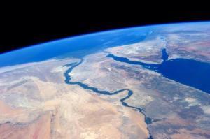 Нил из космоса