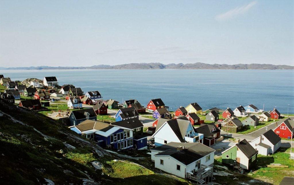 Нууке - крупнейший город Гренландии