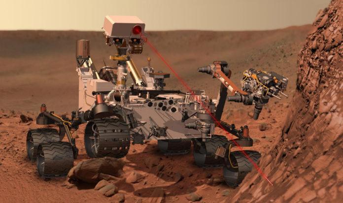 На Марсе заметили странное повышение уровней кислорода