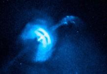 Астрономы обнаружили необычное поведение пульсара