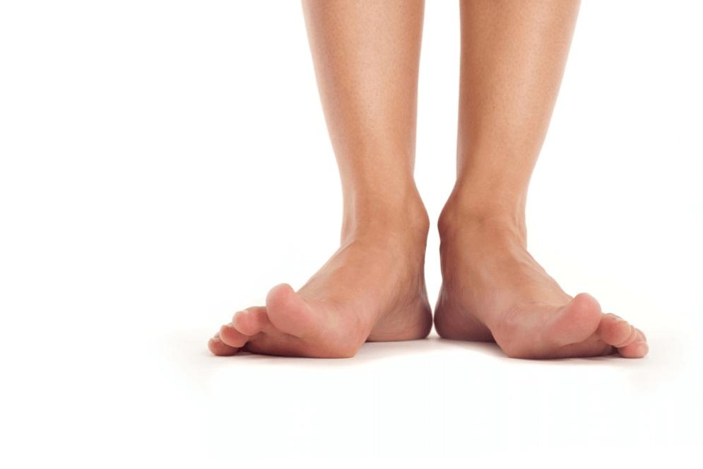 Ногти ног