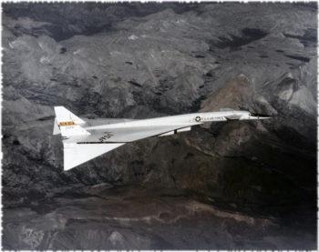 North American XB-70 Valkyrie