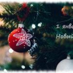 Почему Новый год 1 января?